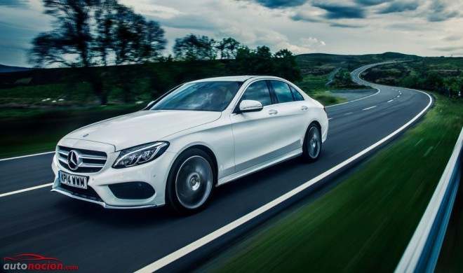 Hat-trick de Mercedes en los World Car Awards: El Clase C elegido como World Car of the Year