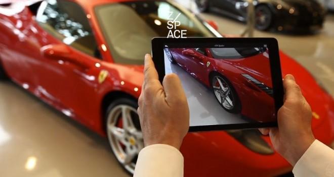 Ojo con esta aplicación de Ferrari: Los configuradores del futuro ya están aquí