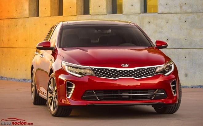 Kia Motors revela por completo el nuevo Optima: Una apuesta conservadora para el segmento D
