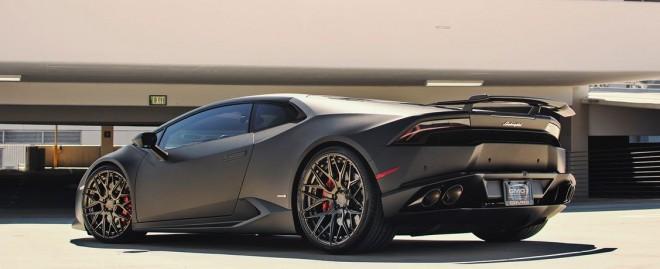 Este es el Lamborghini Huracan de GMG: Sutiles retoques para no caer en lo estrafalario