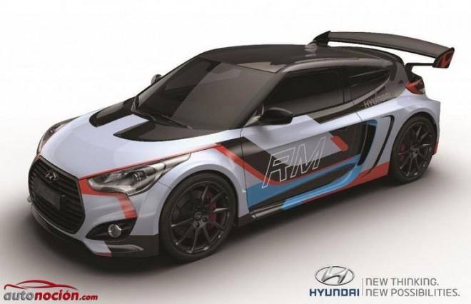 Hyundai RM15 Concept: Ingeniería sin compromiso para un diseño de motor central y tracción trasera