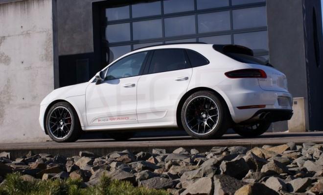 Kaege hace que el motor V6 del Porsche Macan Diésel «suene como un V8»