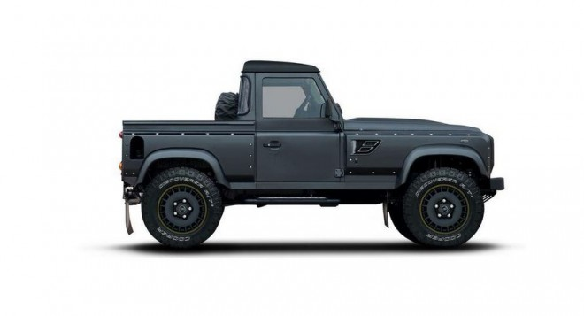 Kahn nos habla del Flying Huntsman 105: El pick-up de morro largo y cabina central
