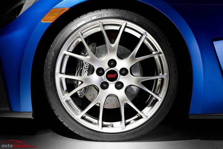 """Subaru confirma que habrá más modelos """"tuned by STI"""", aunque no en todos los mercados"""