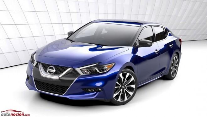 Seguro que a este Nissan no le dirías que no: Así es el nuevo Maxima, de cruzar el charco haría temblar a los alemanes