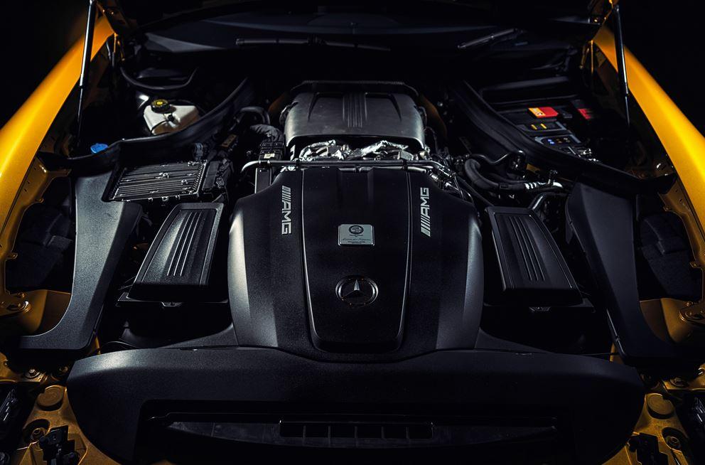Todo lo que tienes que saber sobre el motor V8 M178 de AMG, ahora en un documental