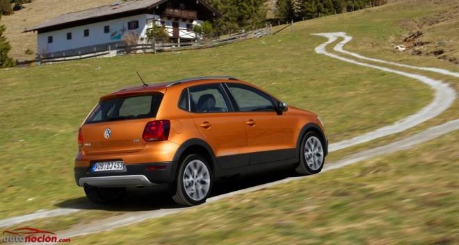 El Cross Polo llega a España para hacerse con el segmento SUV pequeño: Desde 18.540 euros