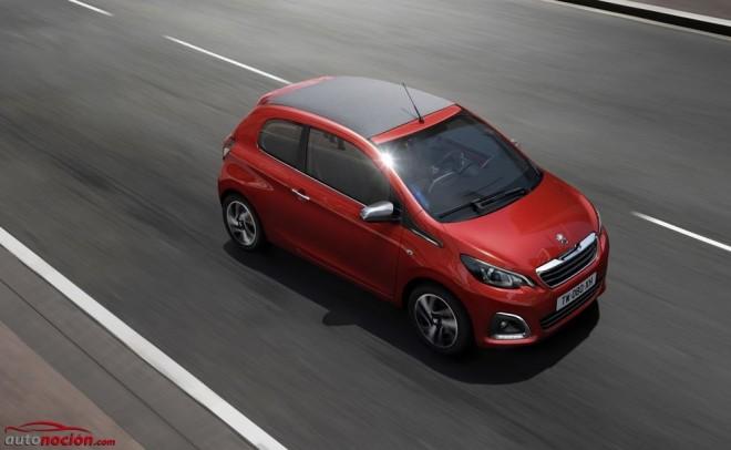Peugeot ya ofrece el Active City Break en el 108: La quinta estrella Euro NCAP está a la vuelta de la esquina