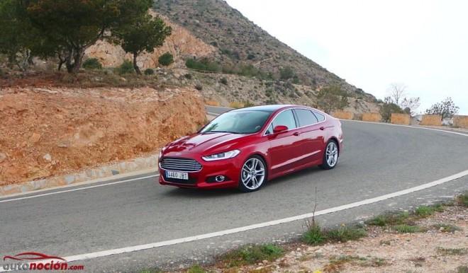 Prueba Ford Mondeo TDCi 150 cv Titanium: La quinta generación sobresale