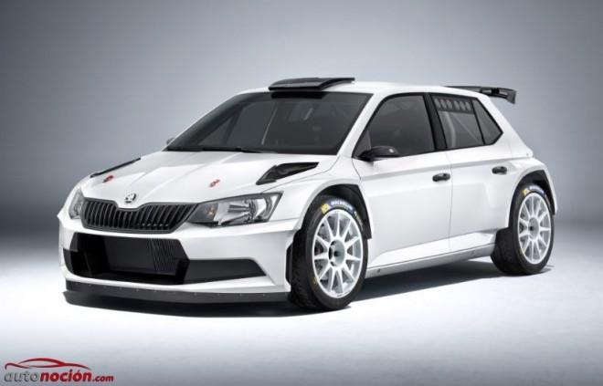 Nuevo Škoda Fabia R 5: Así es el relevo del Fabia Super 2000