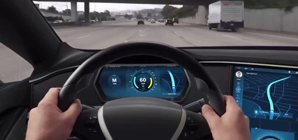 Bosch nos muestra su sistema de conducción autónoma: ¿A que este no pinta tan mal?