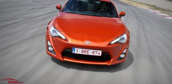 Toyota presenta el GT86 MY16: Leves actualizaciones para un nipón que parte de 32.300 euros