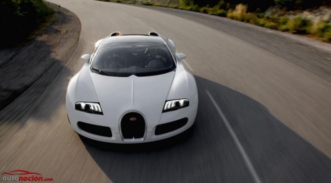 5 días de ensueño: Tú y un acompañante a solas con un Bugatti Veyron en un lujoso y exclusivo viaje de 730 km