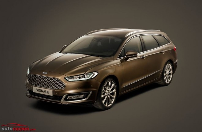 Ford Vignale: Cuando el Mondeo se refina y llega a costar hasta 52.745 euros