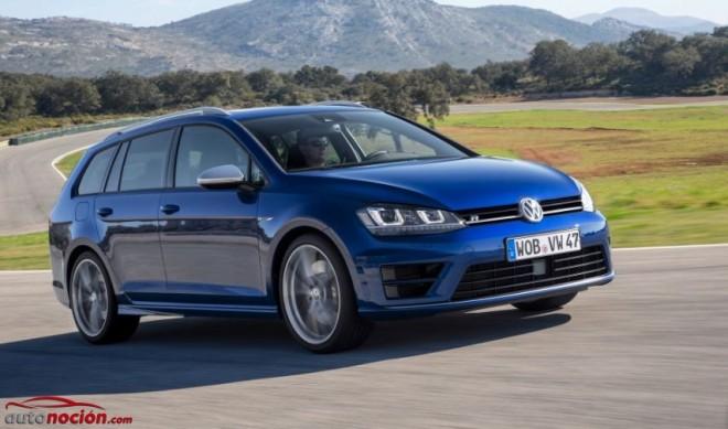Prueba Volkswagen Golf Variant R 2.0 TSI 300 CV: Ahora la bestia tiene espíritu familiar