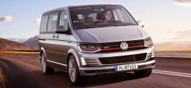 volkswagen transporter GTI