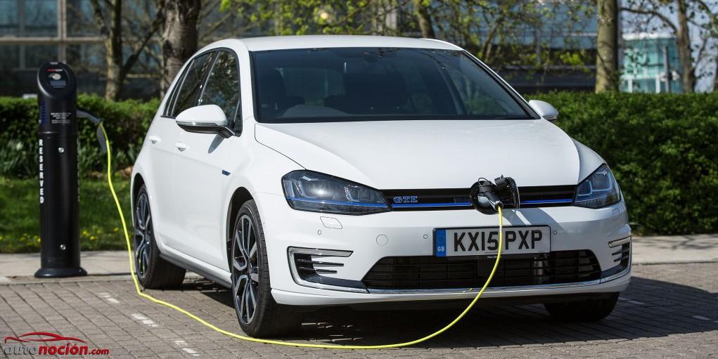 El primer Volkswagen Golf híbrido llega a España con genes de GTI: Sin ayudas roza los 40.000 €