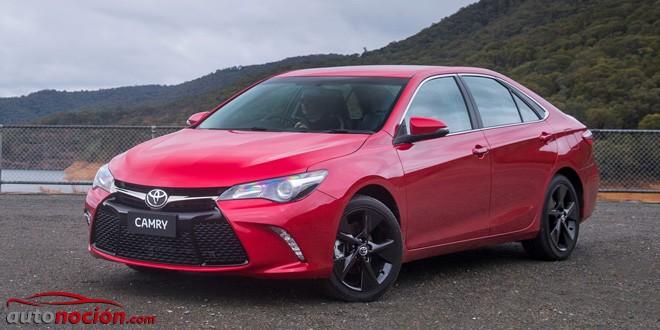 Ve la luz el último Toyota australiano: Nuevos Camry Altise y Atara