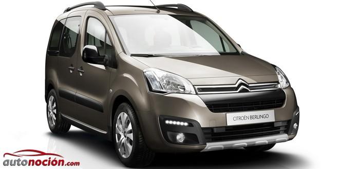 Ya a la venta la nueva gama Citroën Berlingo: Se mantiene la versión 4×4 por 34.976 €
