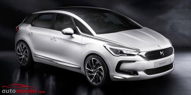 Ya puedes reservar el nuevo DS 5: Adiós al logotipo Citroën