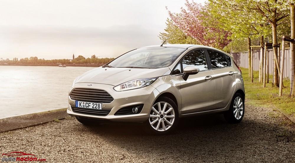 El Ford Fiesta se pone al día: Llegan más versiones de aspecto deportivo a la gama