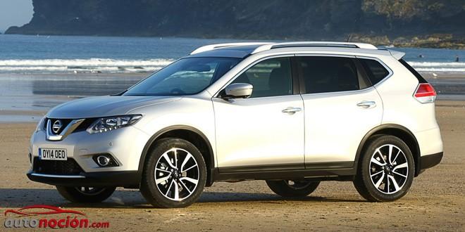 El Nissan X-Trail estrena motor de gasolina: 163 CV de potencia para el crossover de siete plazas nipón