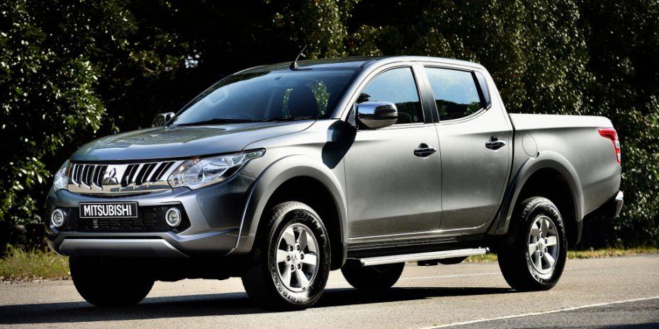 Todos los precios del nuevo Mitsubishi L200: El pick up japonés aterriza en España
