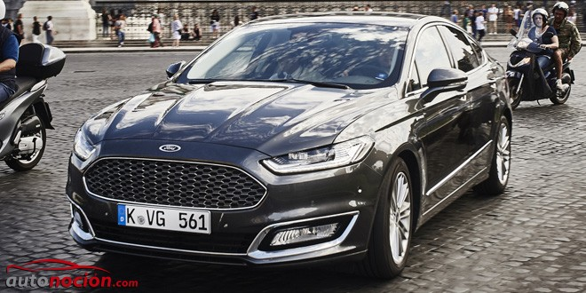 Nuevas imágenes del Ford Mondeo Vignale: Más lujo y pasión por el detalle desde 40.000 €
