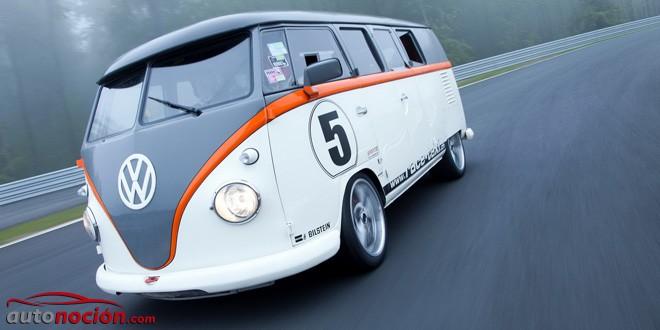 Este Volkswagen T1 te dejará sin aliento: 530 CV gracias a un motor Porsche y seis años para su desarrollo