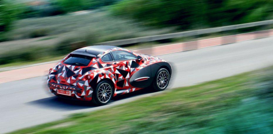 Velántur Cars: La marca que creará el primer deportivo eléctrico de lujo 100% español