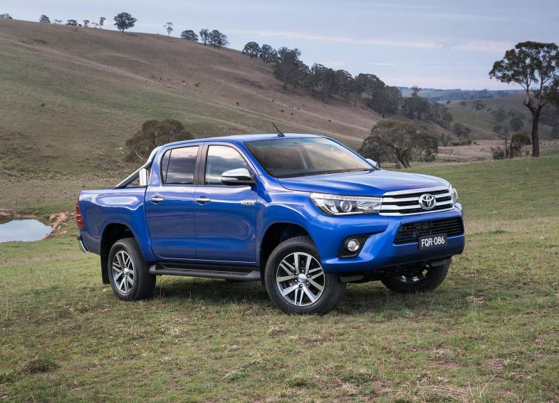 Y con esta, ya van ocho generaciones: Así es el nuevo Toyota Hilux, ¿será indestructible?