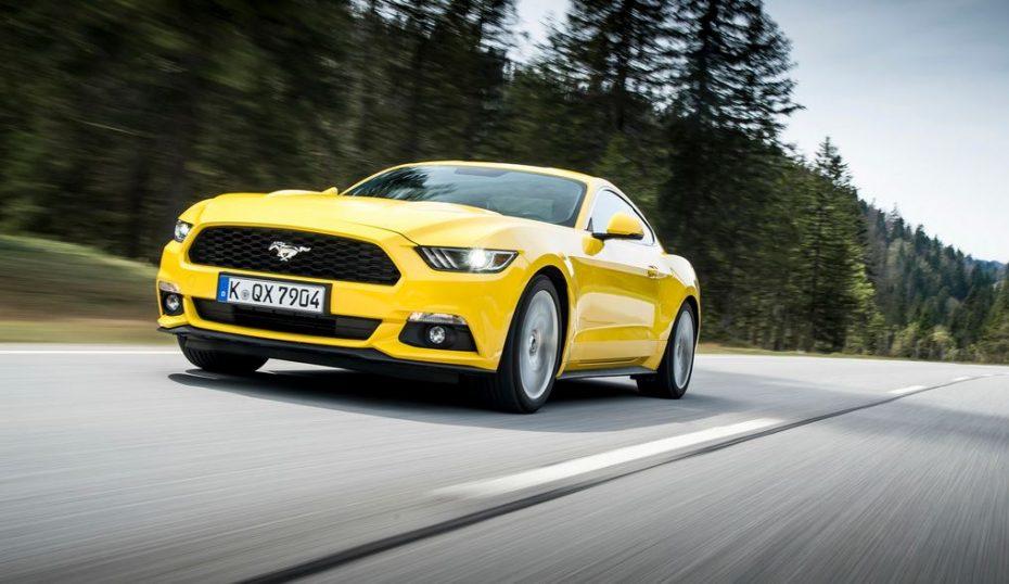 Conoce al Ford Mustang europeo en esta completa galería