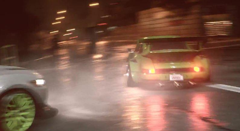 Primer trailer oficial de Need for Speed: Un nuevo enfoque más realista para el videojuego