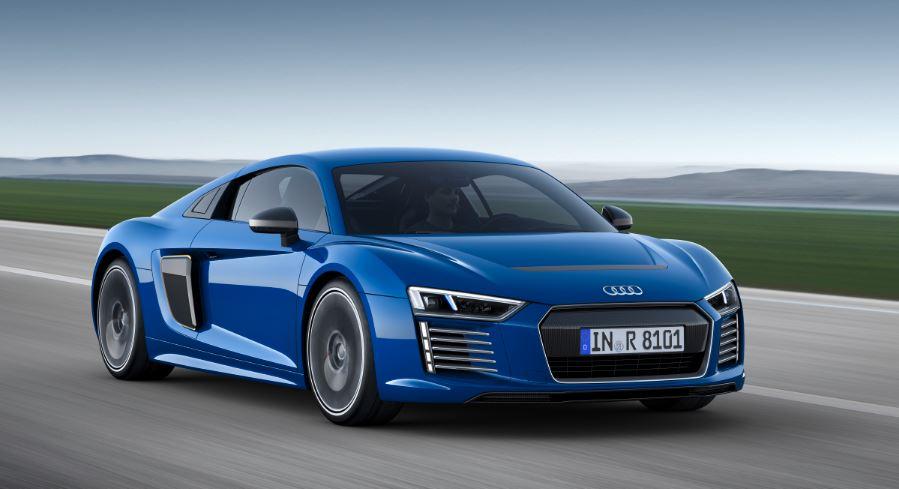 Audi R8 e-tron piloted driving: Deportivo, 100% eléctrico y capaz de circular por sí mismo