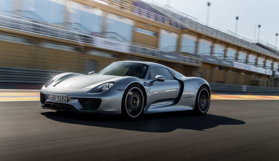 Porsche retira de forma preventiva el 918 Spyder: Una tercera llamada a revisión…