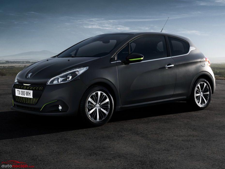 Peugeot lanza el renovado 208: Todos los precios y detalles