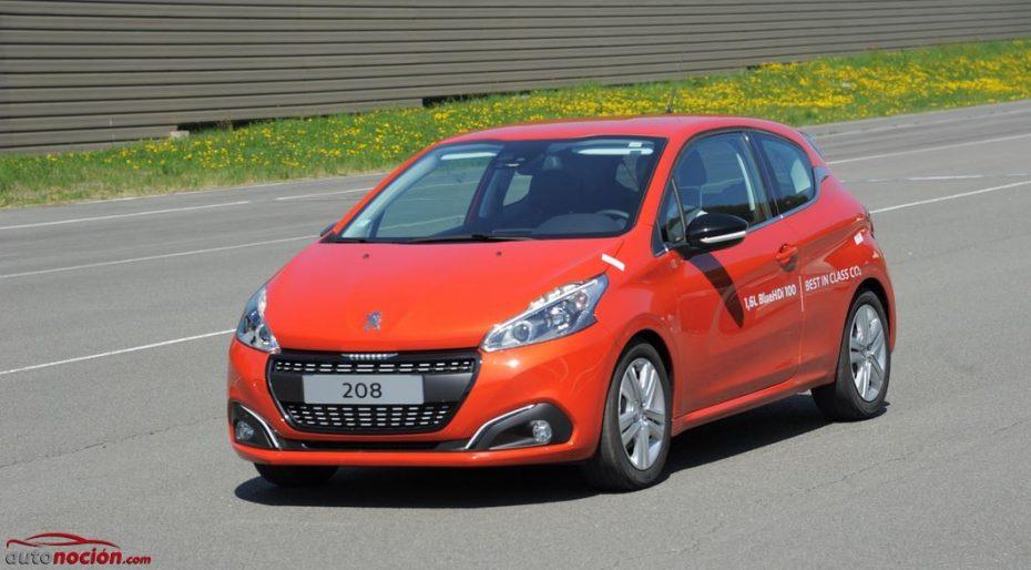 Peugeot demuestra que es posible recorrer 2.152 kilómetros con 43 litros de diésel: 1.6 BlueHDi 100 S&S