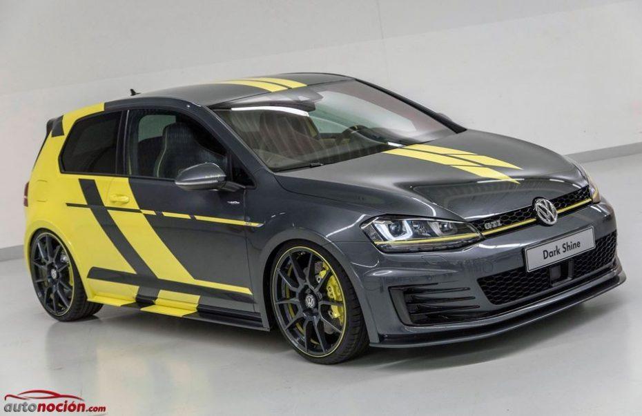 Volkswagen Golf GTI Dark Shine: Un equipo de audio con 3.500 W y 395 cv para irse con la música a otra parte…