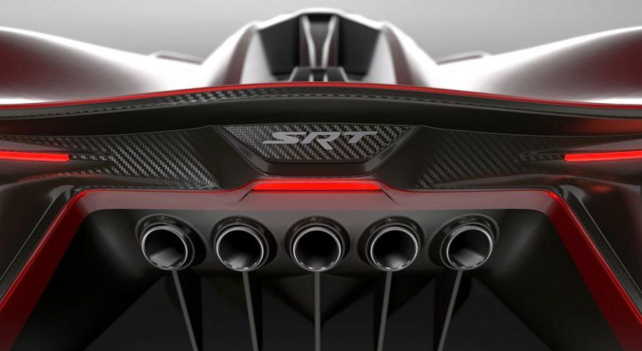 SRT Tomahawk Vision Gran Turismo: El próximo superdeportivo híbrido digital
