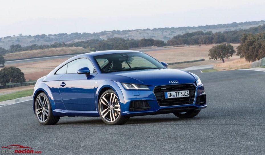 Audi TT S line edition: ¿Un equipamiento valorado en 7.393 euros por 2.900 euros?: