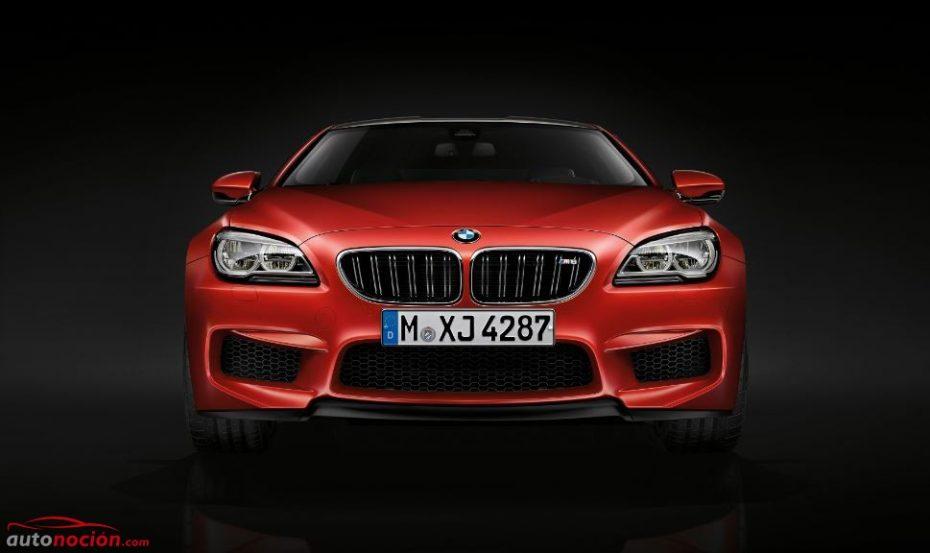 El Competition Package exprimirá al máximo el motor V8 de 4,4 litros del BMW M6