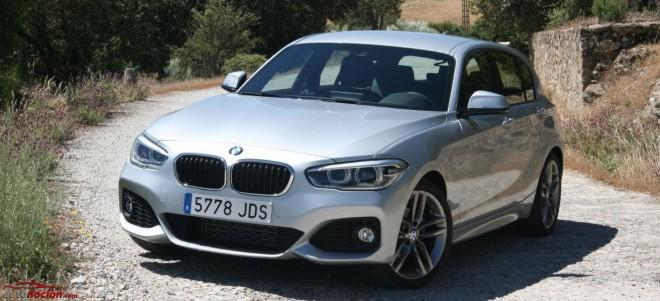 Contacto BMW 116d: El nuevo tricilíndico diésel alemán