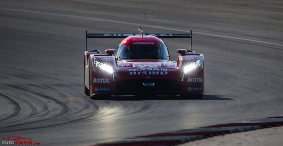 Nissan anuncia las especificaciones ténicas del GT-R NISMO LM que correrá en las 24 horas de Le Mans