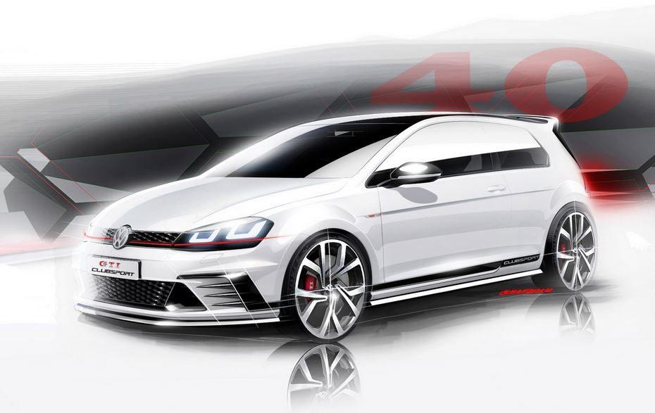 Volkswagen Golf GTI Clubsport: ¿El eslabón perdido entre el GTI Performance y el Golf R?