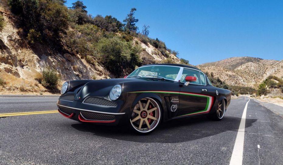 """Studebaker Carrera Tribute """"Veinte Victorias"""": Una reinterpretación del más laureado"""