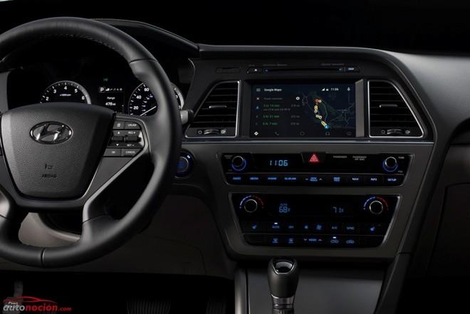 Hyundai pionera en incorporar Android Auto de serie, aunque con restricciones geográficas