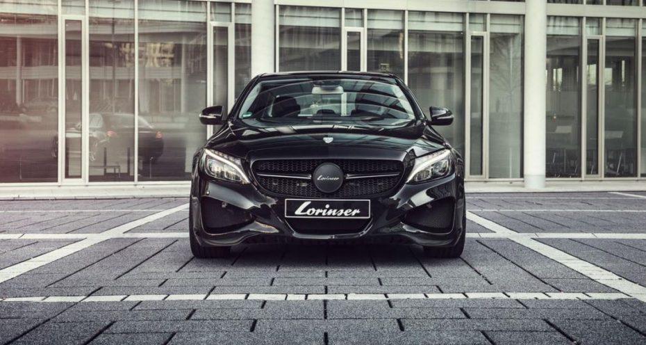 Lorinser nos muestra sus mejoras para el Mercedes-Benz C400 4MATIC