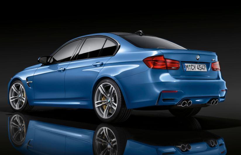 El BMW M3 sufre una ligera actualización estética: ¡Malditos faros traseros!