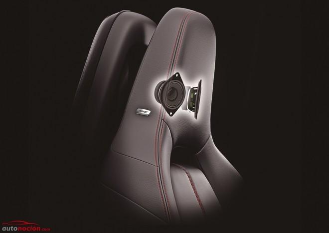 El nuevo Mazda MX-5 gozará de la mejor experiencia de sonido entre los roadster gracias a BOSE