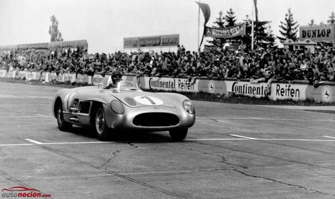 60 años desde la época dorada de Mercedes-Benz en la competición: Las Flechas de Plata de la victoria